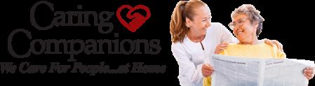 Caring Companions Logo Logo