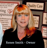 Renee Smith Owner of Caring Companions