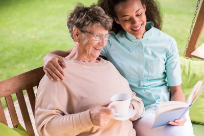 Elder Care Services by Caring Companions