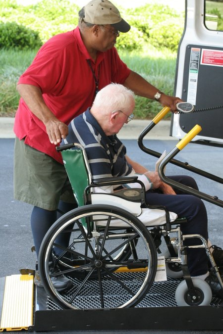 Transportation Assistance for Elders in Memphis